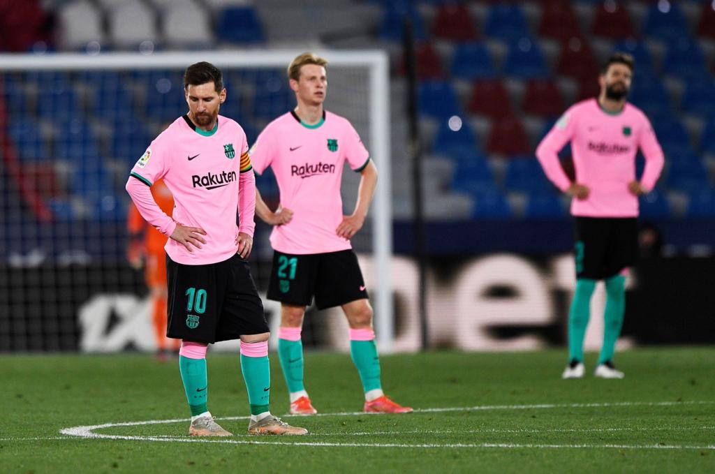 Levante-Barça : Un nul désespérant