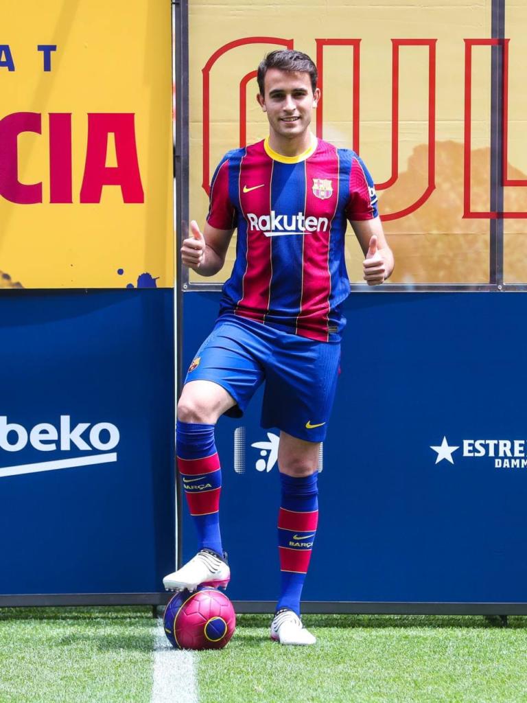Officiel : Eric Garcia signe au Barça